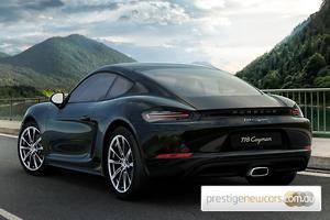 2019 Porsche 718 Cayman 982 Auto MY20