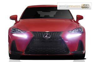 2019 Lexus IS300h F Sport Auto