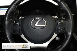 2019 Lexus IS350 F Sport Auto