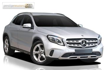 Mercedes-Benz GLA220