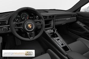2019 Porsche 911 991 Manual MY19