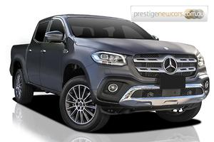 2019 Mercedes-Benz X-Class X350d Power Auto 4MATIC Dual Cab