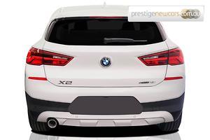 2019 BMW X2 sDrive18i F39 Auto