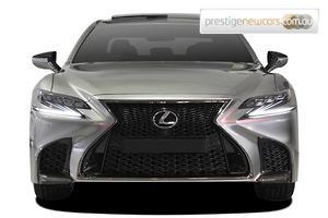2019 Lexus LS LS500 F Sport Auto