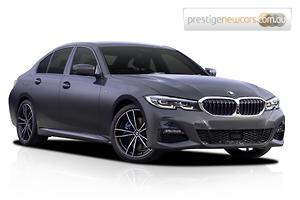 2019 BMW 3 Series 330i M Sport G20 Auto