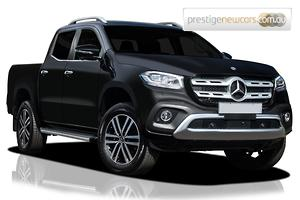 2019 Mercedes-Benz X-Class X250d Power Manual 4MATIC Dual Cab