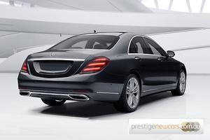 2019 Mercedes-Benz S560 L Auto