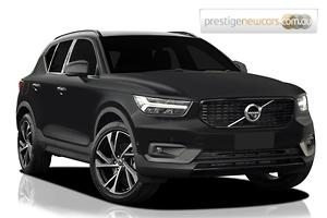 2019 Volvo XC40 T5 R-Design Auto AWD MY20
