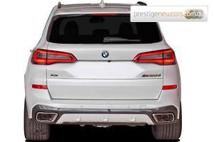 2019 BMW X5 M50d G05 Auto 4x4