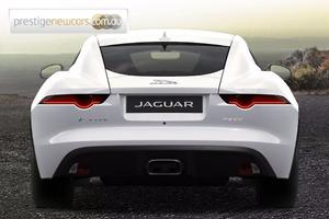 2019 Jaguar F-TYPE 280kW Manual RWD MY20