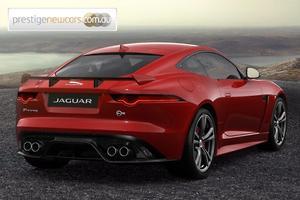 2019 Jaguar F-TYPE SVR Auto AWD MY20
