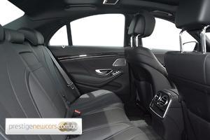 2019 Mercedes-Benz S-Class S350 d Auto