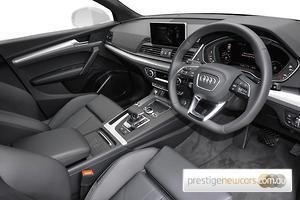 2019 Audi Q5 45 TFSI sport Black Edition Auto quattro ultra MY19