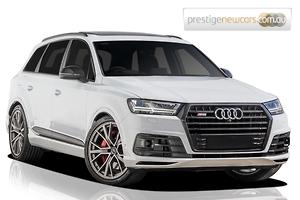 2019 Audi SQ7 TDI Black Edition Auto quattro MY19