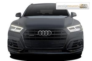 2019 Audi Q5 50 TDI sport Black Edition Auto quattro MY19