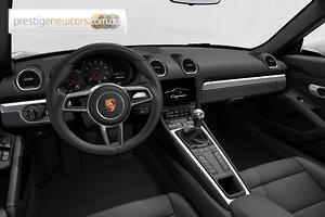 2019 Porsche 718 Cayman 982 Manual MY20