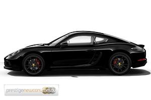 2019 Porsche 718 Cayman GTS 982 Manual MY20